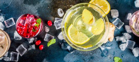 Un cocktail de vitamines et de minéraux